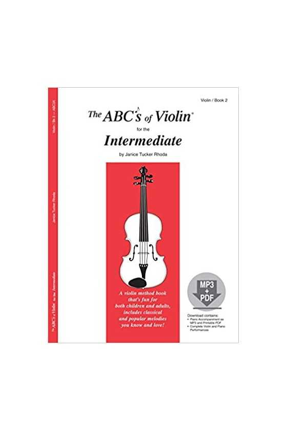 The ABC's Of Violin Book -Pls choose a volume