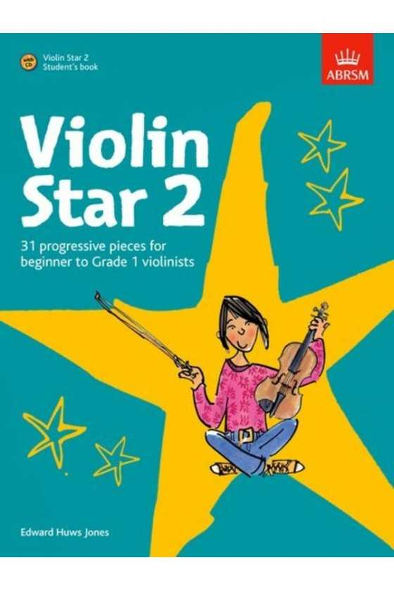 ABRSM, Violin Star, Student's book with CD