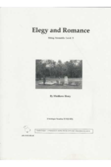 Hoey, Elegy And Romance For String Ensemble