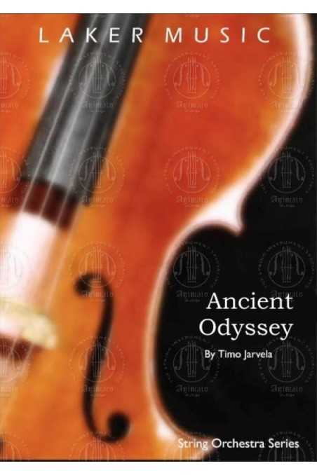 Jarvela, Ancient Odyssey (Grade 2)