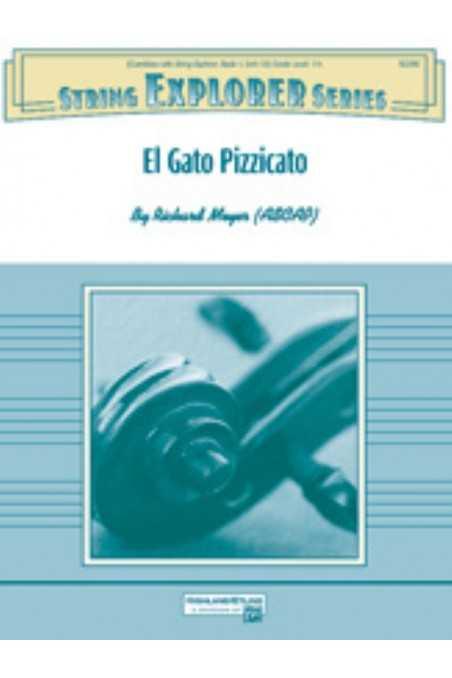 El Gato Pizzicato For String Orchestra