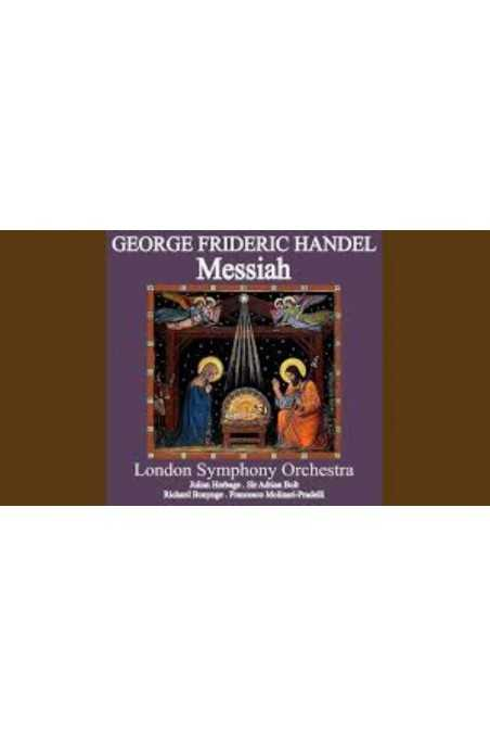 Handel 16 Arias From Messiah For String Quartet Arr. By Williams
