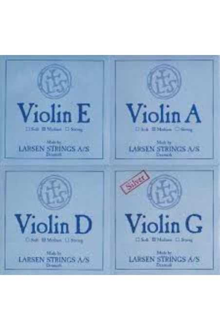 Larsen Original Violin strings Set