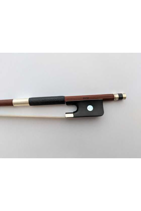 Dorfler Cello Bow 6 - Brazilwood - Round
