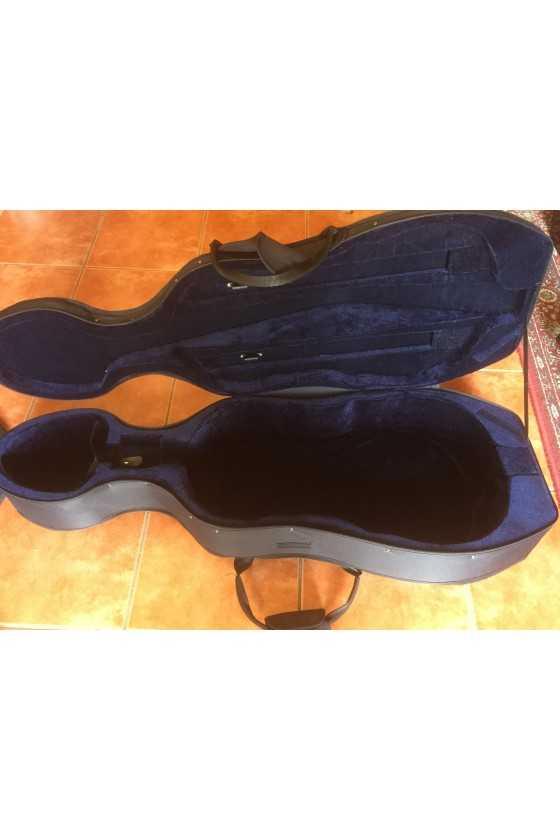 Styrofoam Semi Hard Cello Case