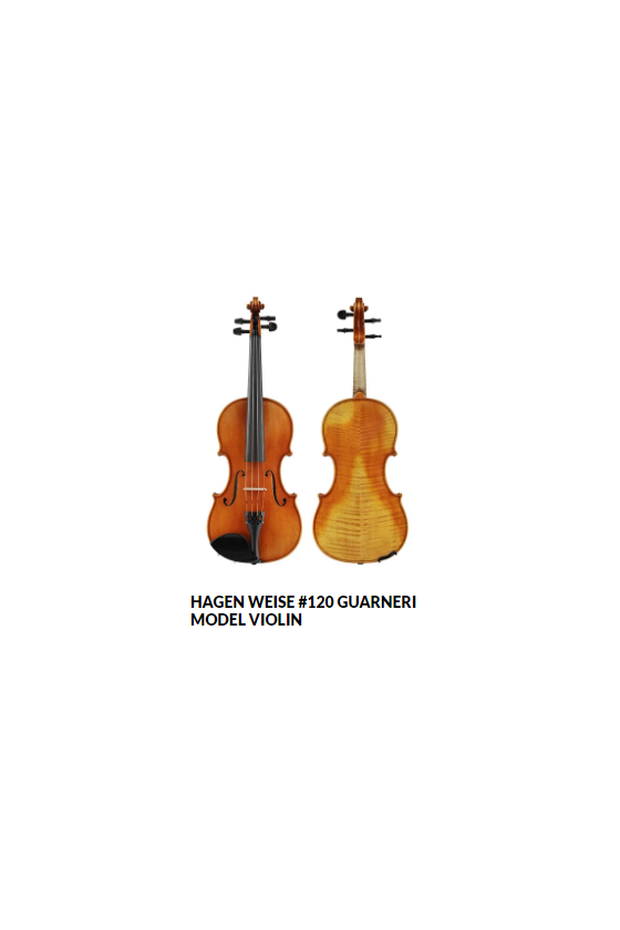 Germa Violin - Hagen Weise Model 120