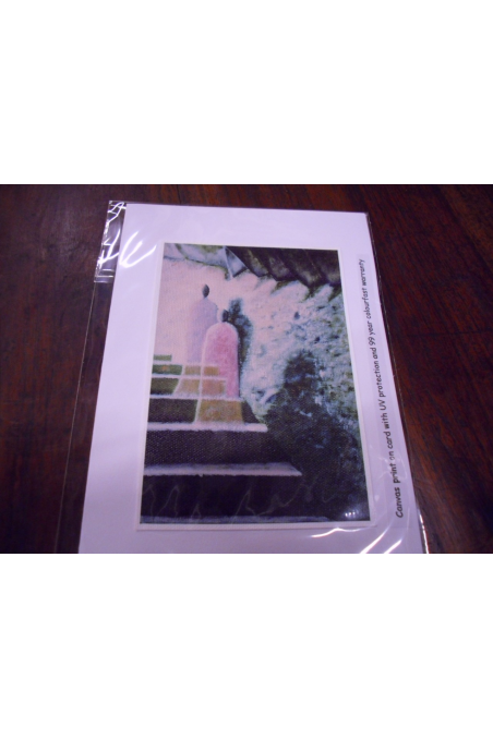 "Beautiful Post Card- ""Apparitions"", Ireland"