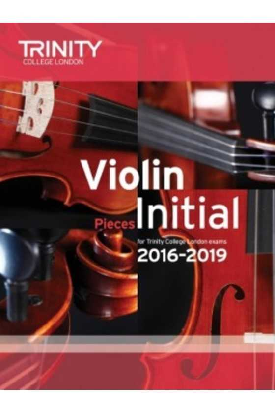 Trinity Violin Exam Pieces 2016-2019 Violin/Piano