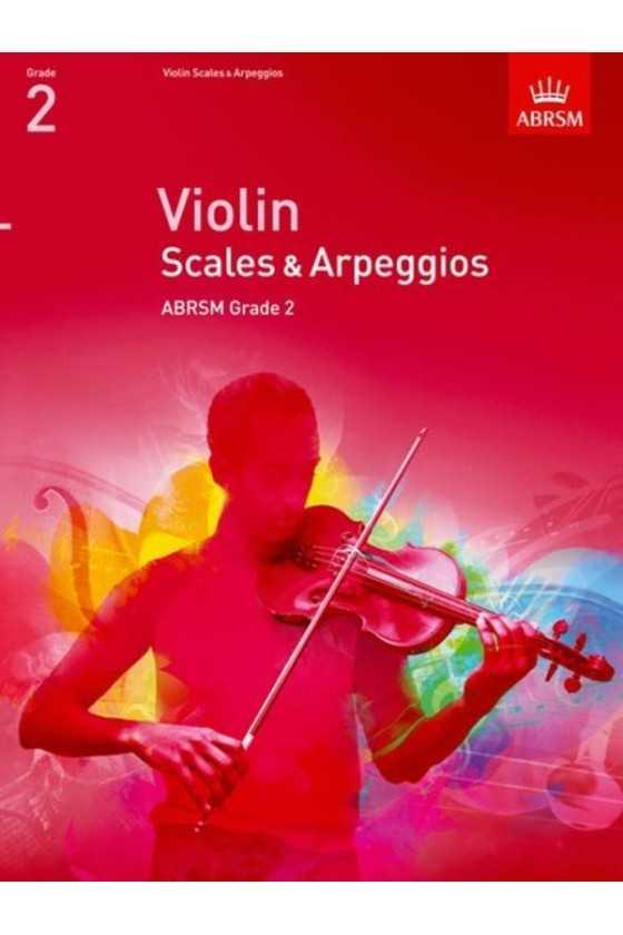 ABRSM, Violin Scales & Arpeggios Books
