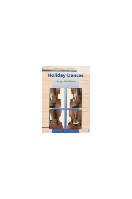 Strictly Strings Orchestral Series - Holiday Dances