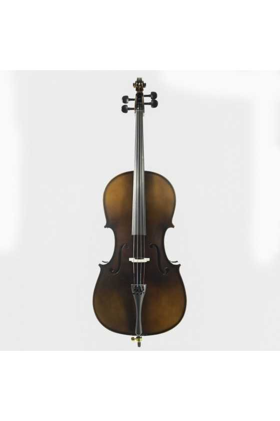 Arco Cello Outfit with a Semi Hard Cello Case on Special