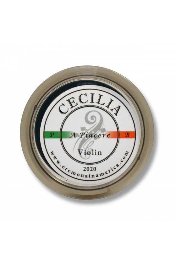 Cecilia A Piacere Violin Rosin Half Cake