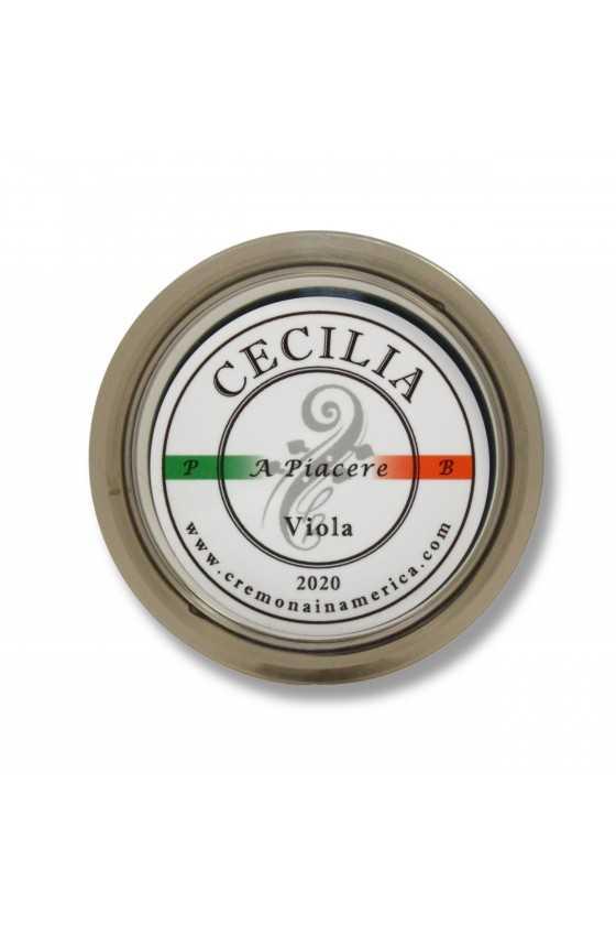 Cecilia A Piacere Viola Rosin Half Cake
