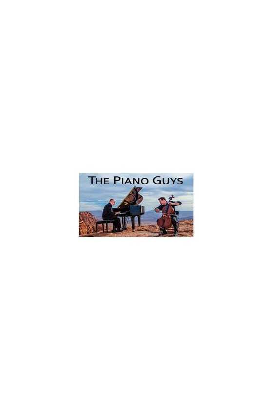 The Piano Guys Solo Piano with Optional Cello
