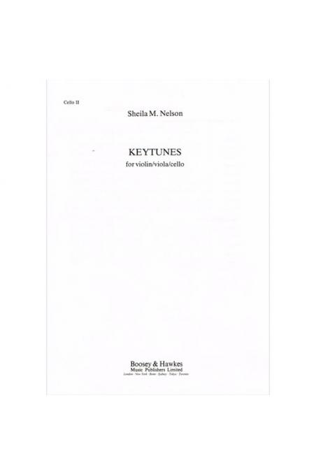 Nelson, Keytunes for Violin/Viola/Cello