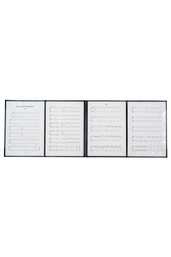 Rondofile Cadenza Concertina Sheet Music Folder