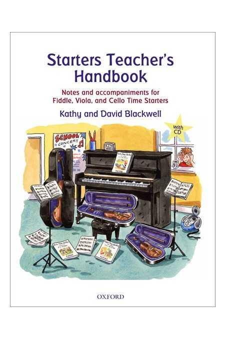 Blackwell, Starters Teacher's Handbook