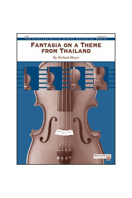 Fantasia on a Theme From Thailand by Richard Meyer