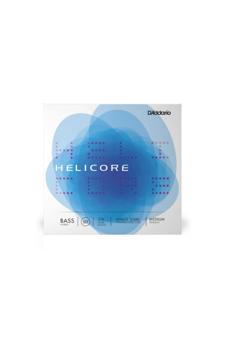 Helicore Hybrid Bass G String