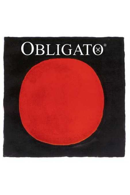 Obligato E String - Gold Plated (Ball End)