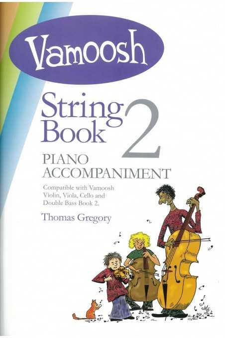 Vamoosh String Piano Accompaniment Book 2