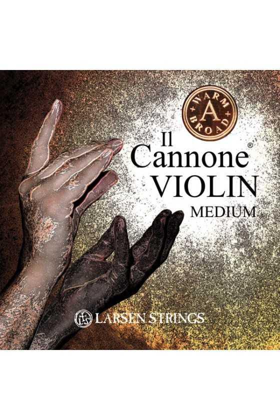 Larsen Il Cannone Medium A Violin String