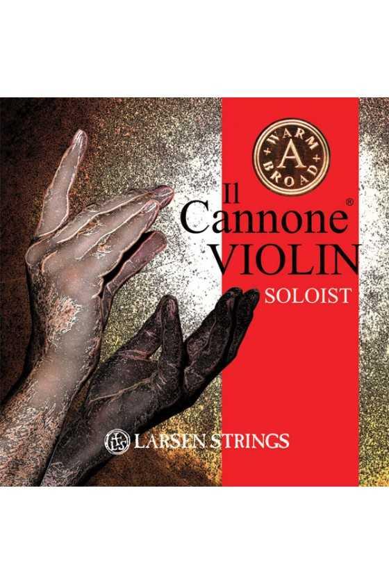 Larsen Il Cannone Soloist A Violin String