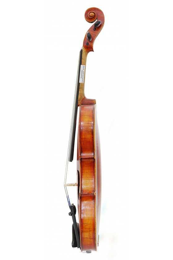 Strad Violin Copy Czechoslovakia
