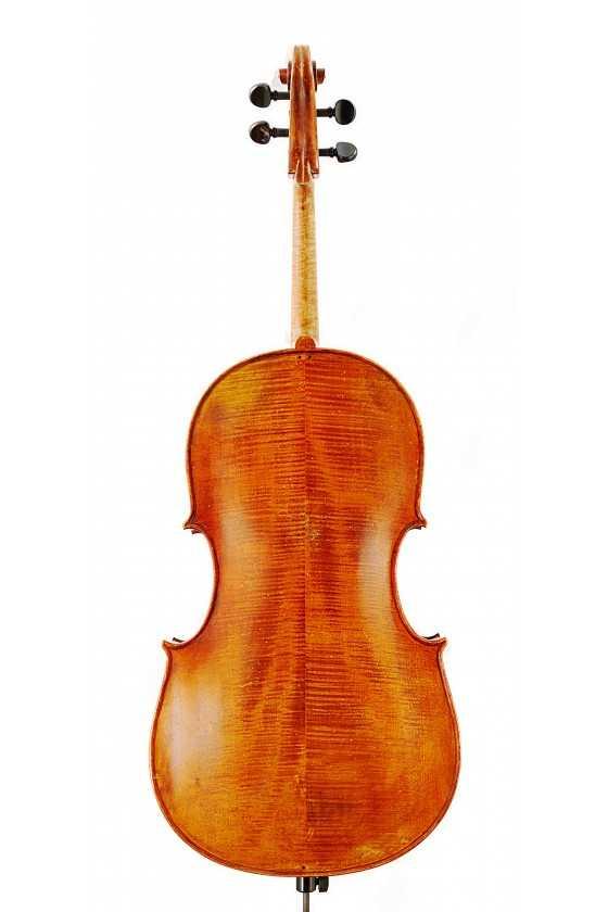 French Copy of Montagnana Cello c 1900