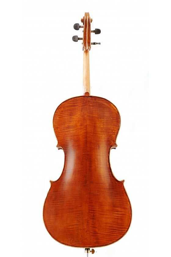 Mirecourt Cello 'H Denis' (c 1900)