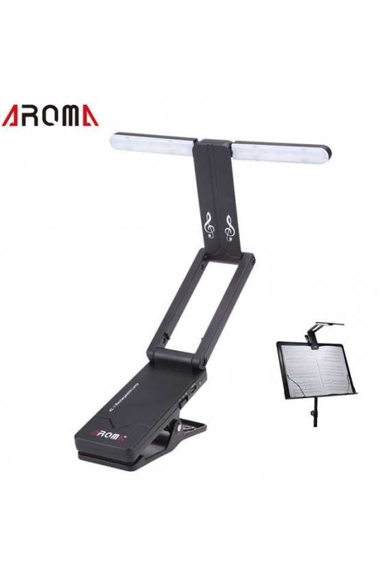 Aroma AL-1 Led Rechargeable Music Stand Light