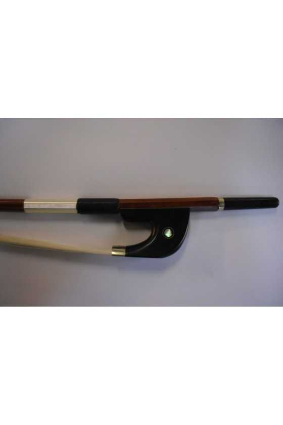 Pernambuco Double Bass Bow German Style