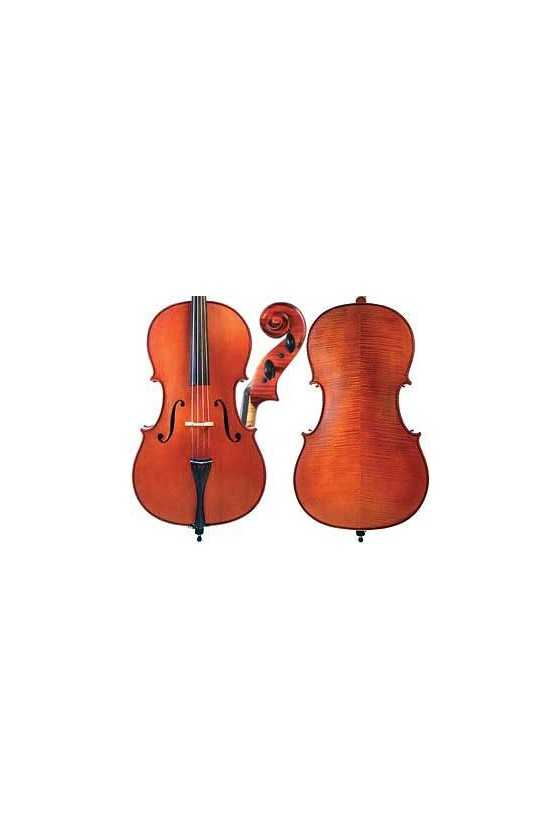 Gliga 7/8 Cello Outfit