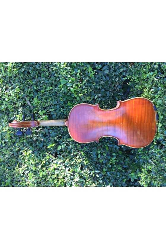"European unlabelled 13"" viola"