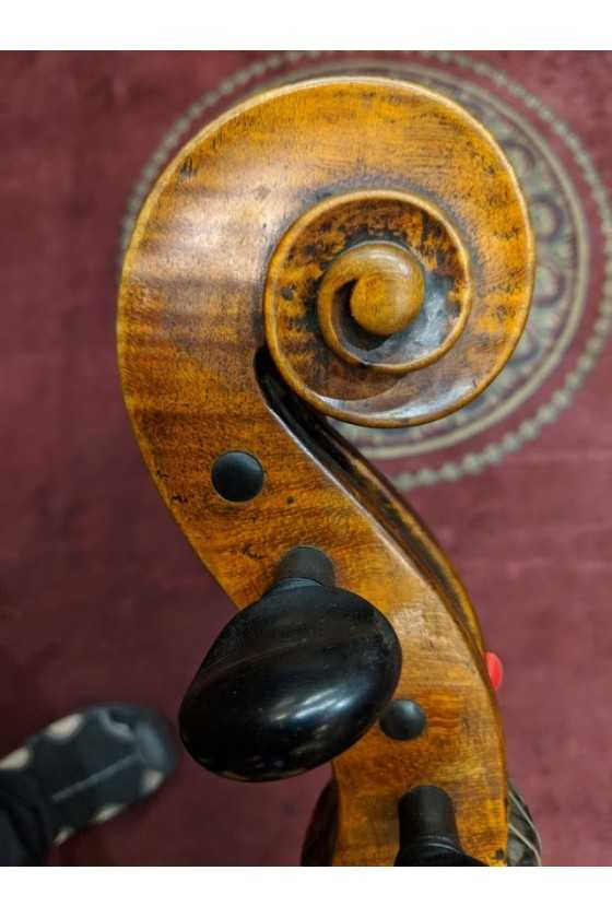 Cello 18th Century Austria or northern Italy