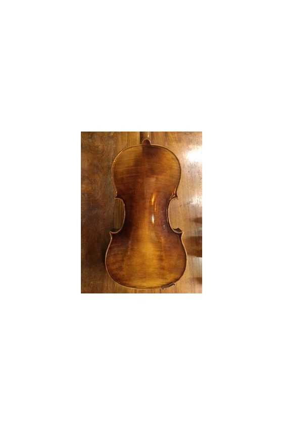 E.R. Pfretzschner 16.5 Inch Viola West Germany 1953