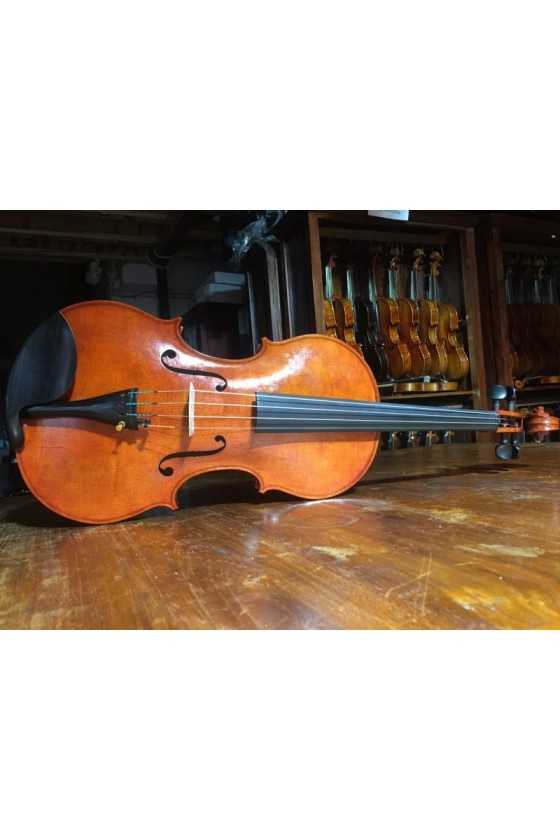Italian Viola Made Under The Guidance Of Roberto Cavagnoli 2017