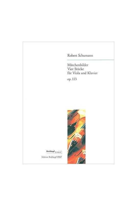 Schumann, Marchenbilder For...