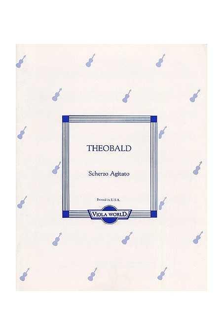 Theobald Scherzo Agitato For Viola (Viola World)