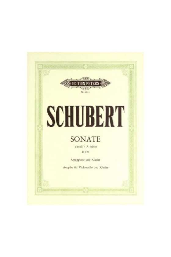 Schubert, Sonata for...