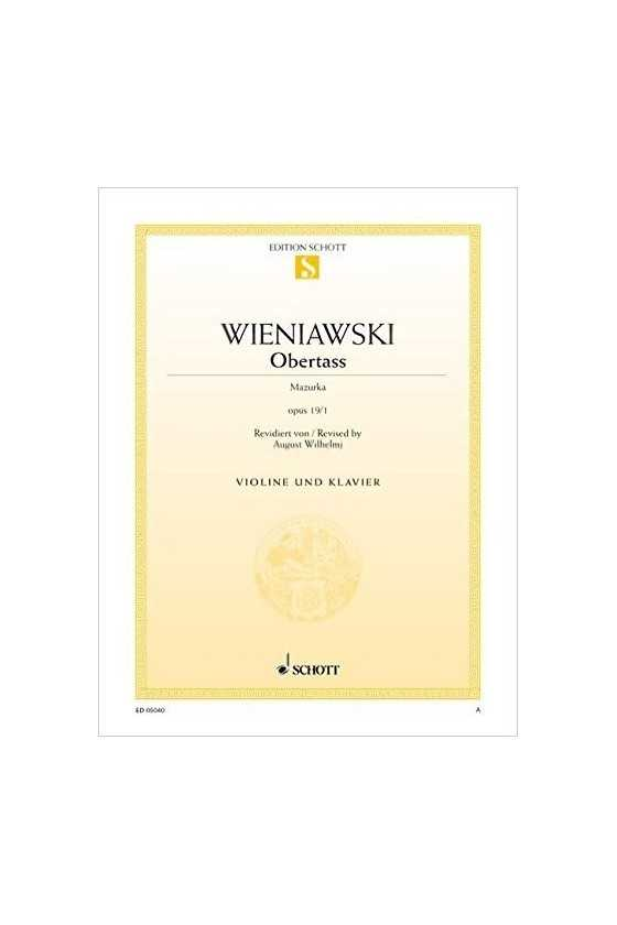 Wieniawski Obertass For...