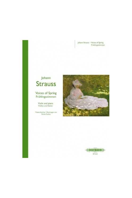Strauss, Voices Of Spring...