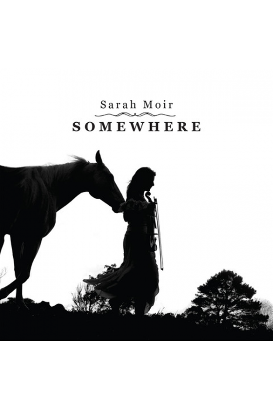 'Somewhere' CD with Sarah Moir, violin - member of The String Family