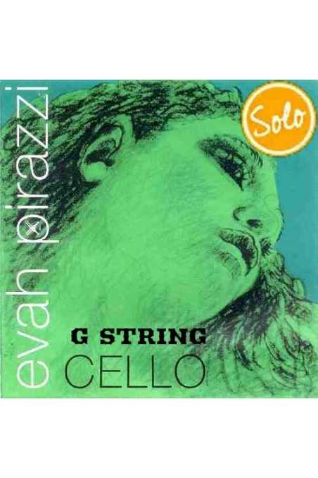 4/4 Evah Pirazzi Soloist Cello G String