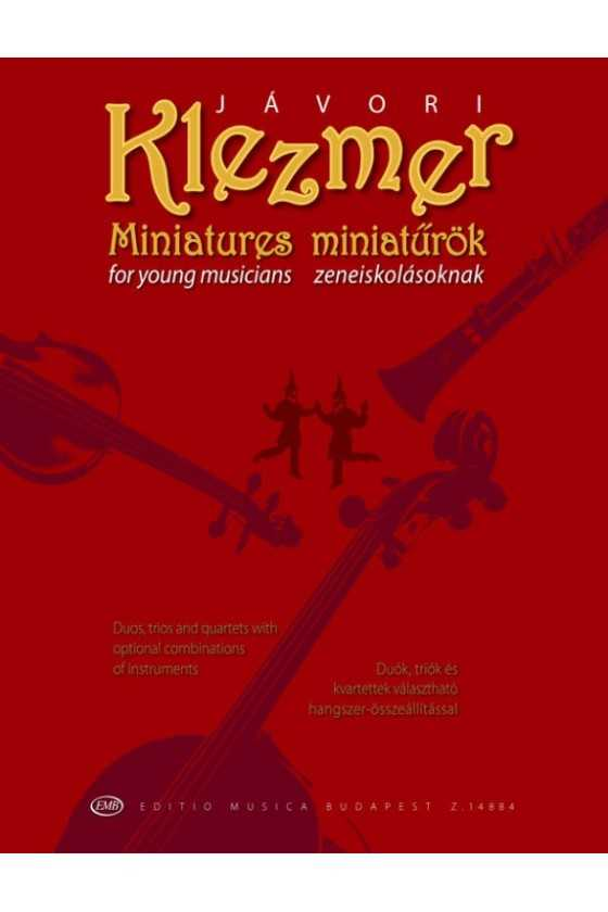 Ferenc, Klezmer Miniatures For Young Musicians