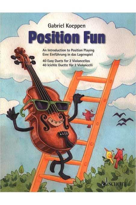 Position Fun By Gabriel Koeppen (Schott)
