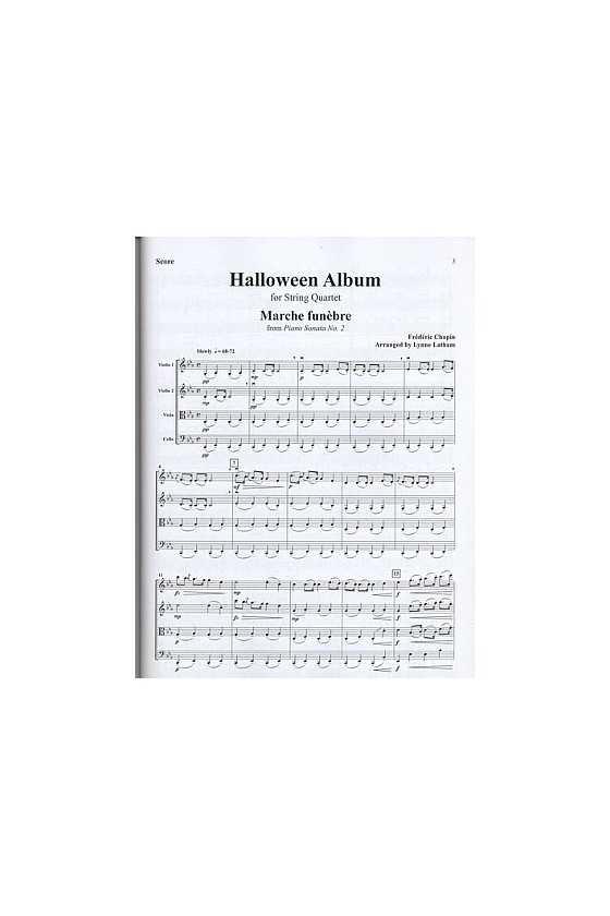Halloween Album (Latham)