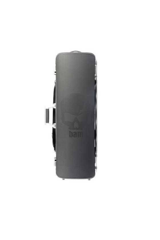 BAM Hightech REVOLUTION Oblong Viola Case With Back Pocket