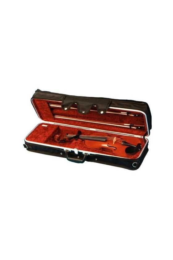 Hiscox Oblong Violin Case with Sheet Music Cover