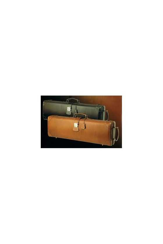 GL - Brown Leather Violin Case Within Australia